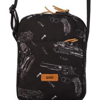 Сумка через плечо MESSENGER MINI BAG Gun 218, черная
