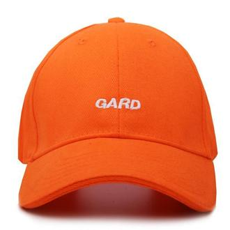 Кепка BASEBALL CAP 3/17 | Orange, оранжевая