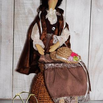 "Кукля тильда ""Гувернантка Джейн"""