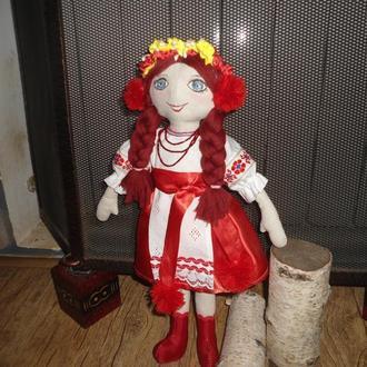 Кукла в народном стиле-Козачка