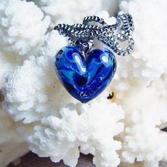 """Кулон """"Нежность любящего сердца"""""""