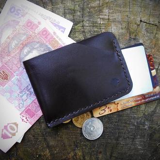 Компактный бумажник-кардхолдер – Модель № 3