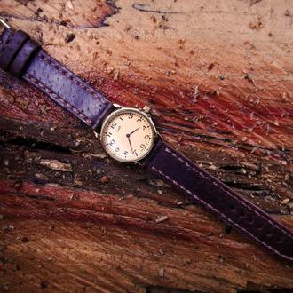 Ремешок для наручных часов из натуральной кожи – модель № 4