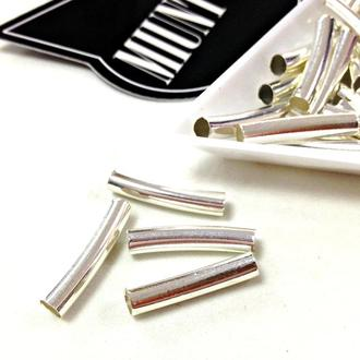 Металлические трубочки 7 мм