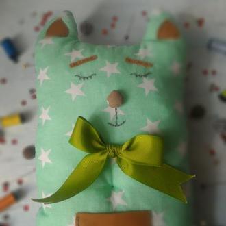 Игрушка-подушка Кот