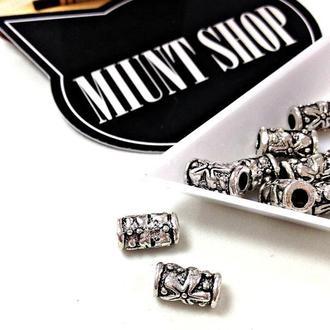 Металлические трубочки 10 мм
