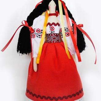 Кукла тильда украиночка