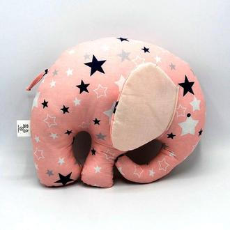 Детская подушка «Слон»