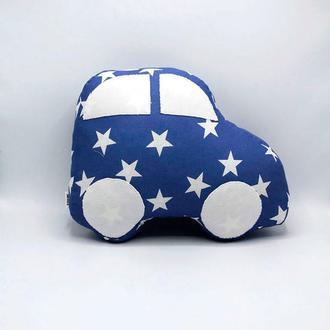 Детская подушка «Машинка»