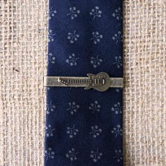 Винтажный зажим для галстука