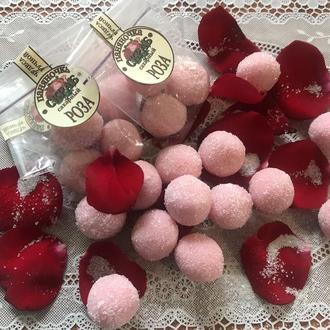 Скраб для тела «Сахарные драже и плиточки»