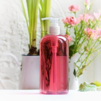«Розарий в бабушкином саду» -  увлажняющий бессульфатный шампунь для всех типов волос ручной работы ЭКО Гармон