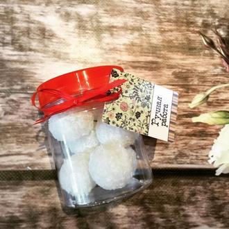 Сахарно-кокосовый скраб для тела