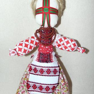 "Народная кукла-мотанка ""Оксана"""