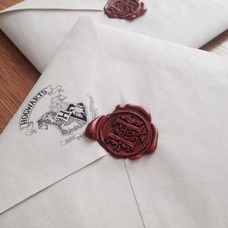 Письмо из Хогвартса Гарри Поттер (2 вариант)