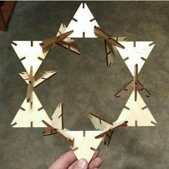 Конструктор для детей Треугольник