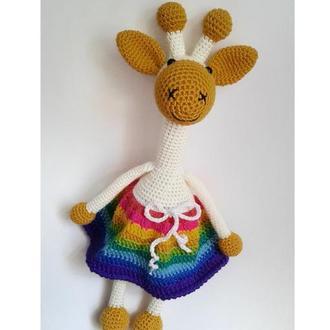 Жирафка-Радужка.