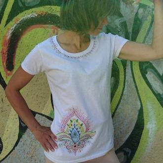 набор футболка +мокасины