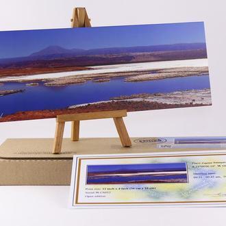 Laguna Tebinquiche, Atacama, Chile