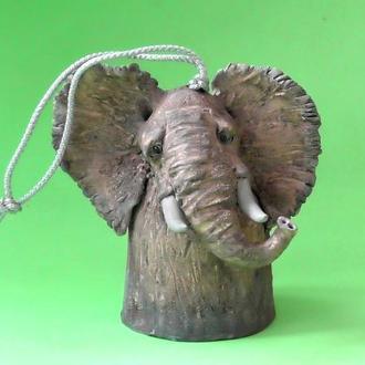 Слон колокольчик слоник дзвоник