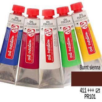 Краска масляная Royal Talens ArtCreation 40мл №411 Сиена жженая 9019411M