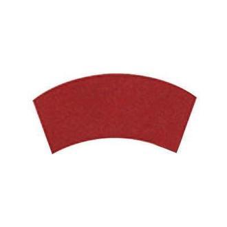 Фоамиран (иран) 60*70см 0,8-1,2мм 013 Коричнево-красный