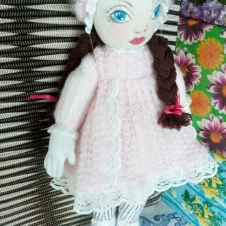Кукла ручной работы коллекционная