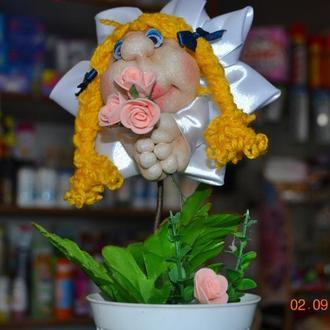 попик-цветочек