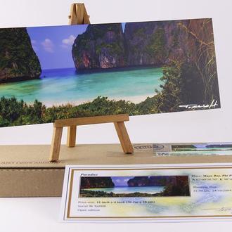 """Paradise"", Maya Bay, Phi Phi Island, Thailand"