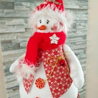 Снеговик сувенир