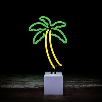 """Неоновый светильник """"Пальма"""""""