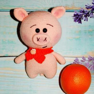 Свинка Апельсинка