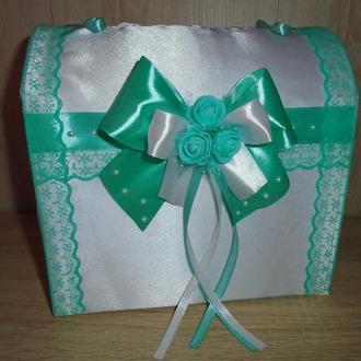 Сундучок для подарков