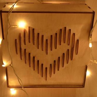 8 марта, Sweet Box, 14 февраля, Новый Год, сладкий подарок, шкатулка