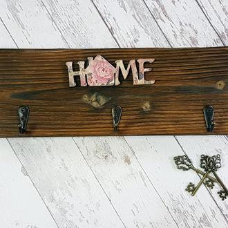 Вешалка-ключница HOME