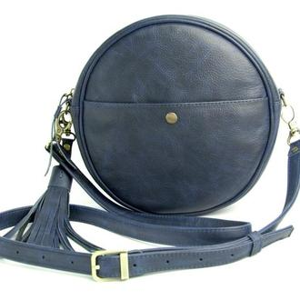 Bag Lilu Blue (артикул: w038.3)