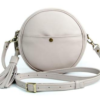 Bag Lilu Gray beige (артикул: w038.5)