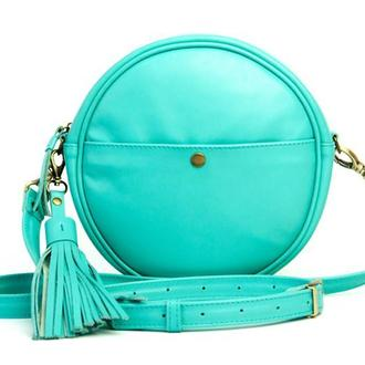 Bag Lilu Mint green (артикул: w038.8)