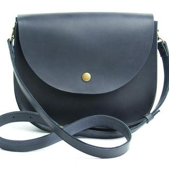 Bag blue Saddle (артикул: w008.2)