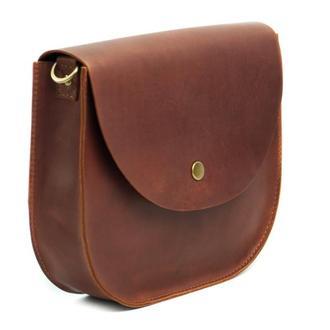 Bag ocher Saddle (артикул: W008.1)