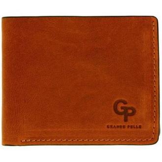 Мужское портмоне GP Grande Pelle ( Итальянская кожа )