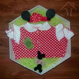 Костюм Минни Маус для девочки Minnie Mouse