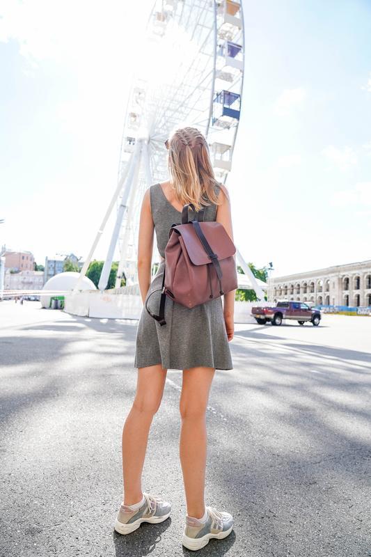 Городской рюкзак Глория Кориандр 1_0001[Size]_GLR