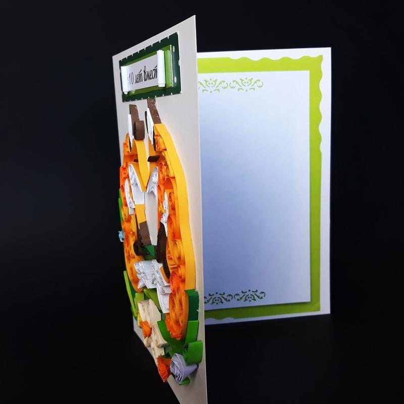 Персонализированые открытки под заказ. Под ваш праздник