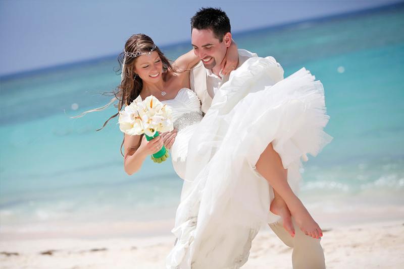 Свадебные бокалы из богемского стекла ′Marine Coral′