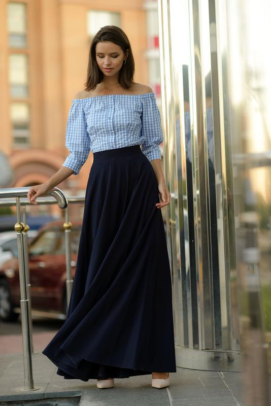 c9186e421eb3 00022 юбка в пол ручной работы купить в Украине. №281198