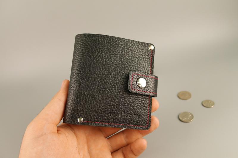 Кожаный портмоне кошелек натуральная кожа