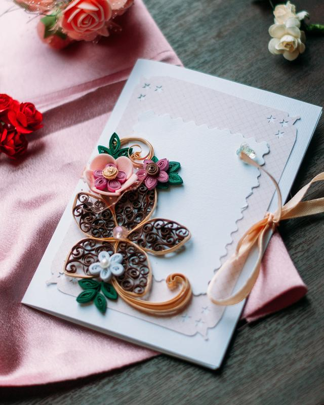 Открытка квиллинг к свадьбе, вечерние приколы