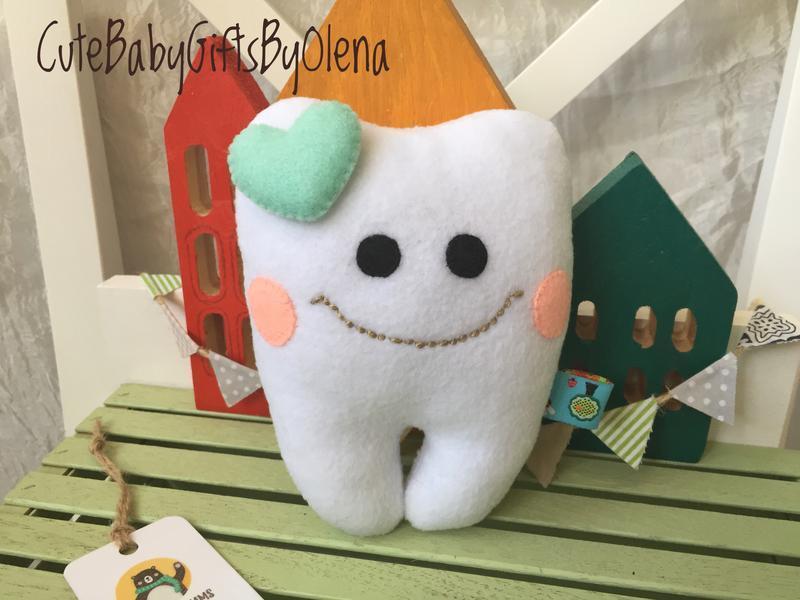 Плюшевый Зуб