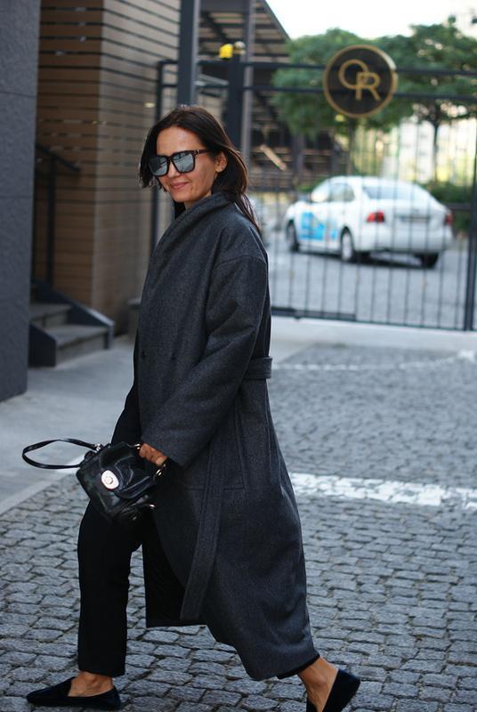 Зимнее женское пальто утепленное, женское утепленное пальто из шерсти